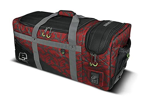 Tasche Planet Eclipse GX2 Classic Kitbag Fighter Revolution rot