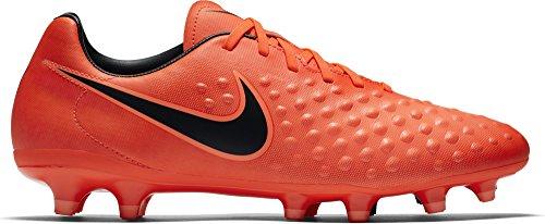 Nike Herren Magista Onda II FG Fußballschuhe, Rot (Total Rouge Crimson/Black-Bright Mango), 44.5 EU
