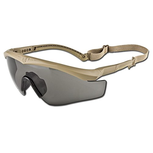 Brille Revision Sawfly MAX-Wrap Mission Kit small sand
