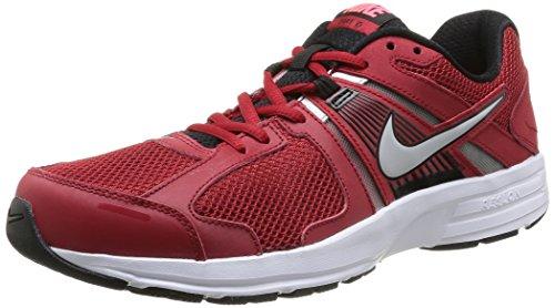 Nike Dart 10 Gym Rd 580525 603 Herren Sportschuhe - Fitness Mehrfarbig (Mtlc Pltnm-White-Hypr P) 42.5