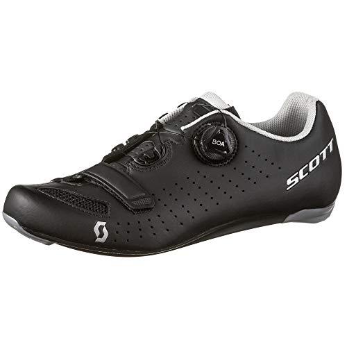 Scott 251817, Herren, Fahrradschuh, 251817;1000, Black Silver, 45 EU