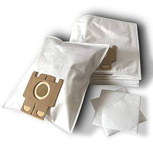 ZZ-Clan 10 Staubsaugerbeutel für Miele S163, Staubbeutel Filtertüten +2 Filter (604)