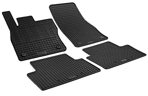 Gummimatten fahrzeugspezifisch AZ10092544 Fußmatten
