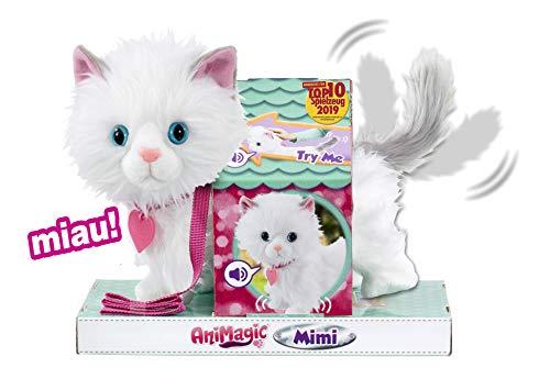Goliath Toys 256.576 Animagic Katze Mimi, bunt