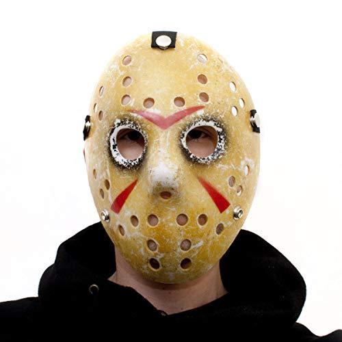 GOODS+GADGETS Vintage Design Jason Ice-Hockey Maske Friday 13 Eishockey Hockeymaske