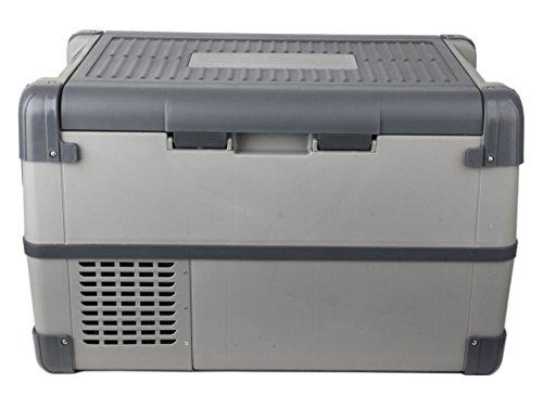 Prime Tech Kompressor-Kühlbox 40 Liter bis -20°C, 12/24 Volt