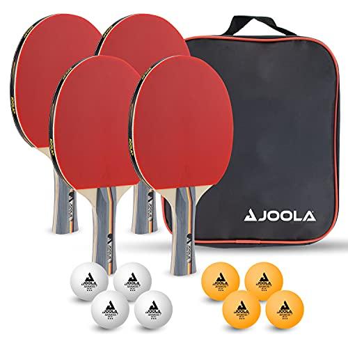 Joola Unisex– Erwachsene Tisch Tennis-Set-54825 Tennis-Set, mehrfarbik, One Size
