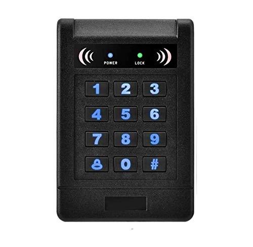 Haussicherungssysteme, Wasserdichte Tür Zugangsset Sicherheits Maschine elektrische Bolzenschloss ID-Karte + Passwort + Knopfschalter