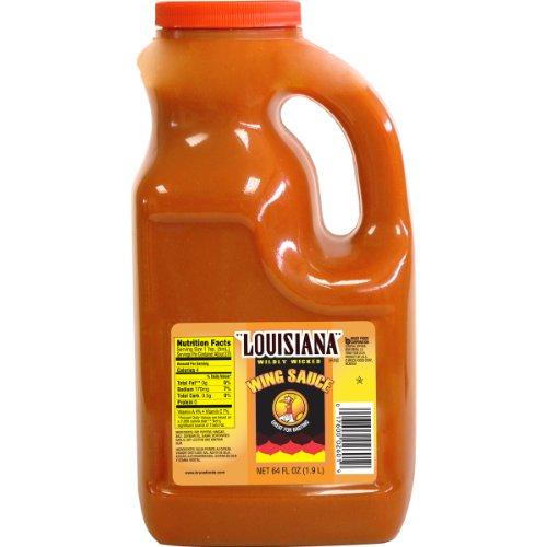 Louisiana Wing Sauce , 1er Pack (1 x 1.9 l Flasche)