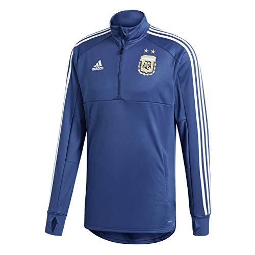 adidas Herren Trainingsoberteil Argentinien, Rawpur/White, XS, CF2638