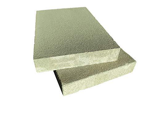 CaSi-Systems Wallmaxx Mineraldämmplatten 50 mm, Wärmedämmplatten aus Calciumsilikat-Hydraten mit sehr hohem Luftporenanteil (18,72 m²)