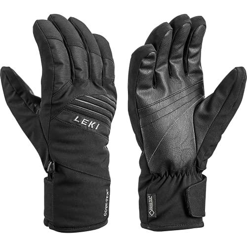 LEKI Unisex-Adult Sports Skistock, Black, 105cm