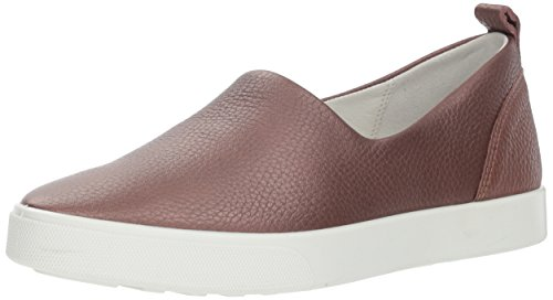 ECCO Damen Gillian Slip On Turnschuh, Deep Taupe/Bronze, 39/40 EU