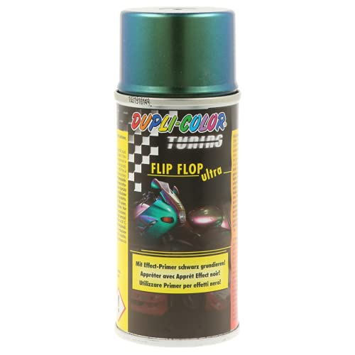 DUPLI-COLOR 173899 FLIP-FLOP ultra lapis metallic 150 ml, hellgrün/dunkelgrün