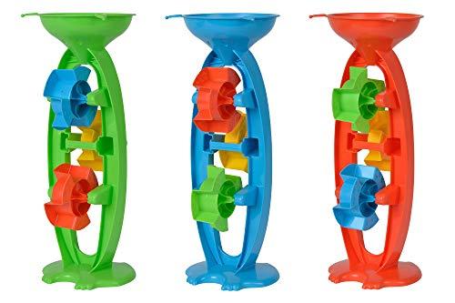Simba 107106631 - Sandmühle Maus, es wird nur ein Artikel geliefert, Höhe 35cm, Sandkasten, Sandspielzeug