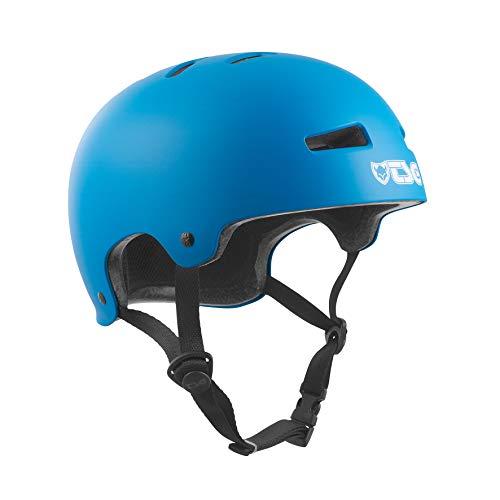 TSG Helm Evolution Solid Color, Satin Dark Cyan, L/XL