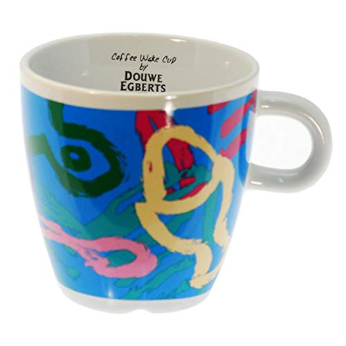 Douwe Egberts Kaffeebecher Kaffee Becher Kaffeetasse Limitierte Auflage 260 ml