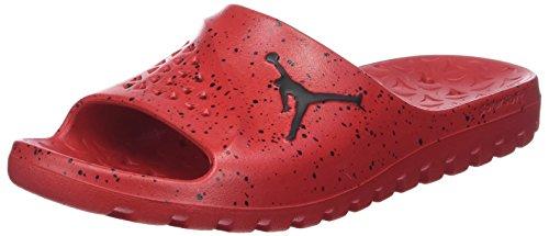 Nike Herren Jordan Super.Fly Team Slide Basketballschuhe, Rot (University Red/Black/Black 611), 51.5 EU
