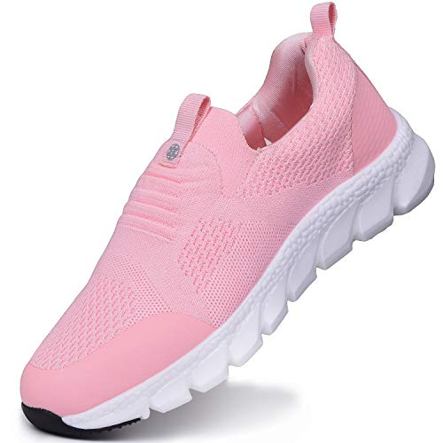 Sisttke Turnschuhe Herren Damen rutschfeste Atmungsaktiv Laufschuhe Leichte Fitness Sportschuhe Sneaker Outdoor Walking Schuhe Freizeitschuhe Straßenlaufschuhe
