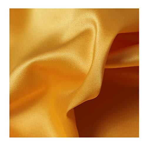 yankai Futterstoff | Futter-TAFT Stoff Stoff Satin Seide Einfarbig Brautkleid 150CM NIU