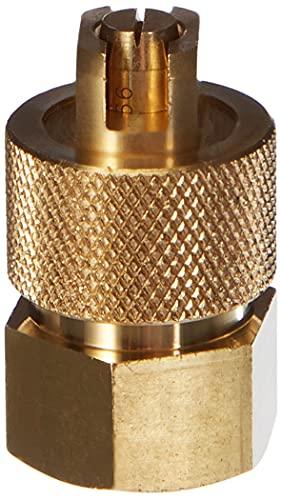GLORIA Spezial-Flachstrahldüse Typ 111 | Aus Messing | Für Hochleistungssprühgeräte
