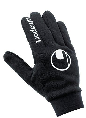 uhlsport Kinder Feldspielerhandschuhe Feldspielerhandschuhe, schwarz, 7, 100096701