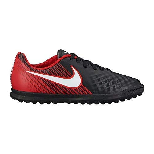 Nike Magista X Ola II TF JR 844416 Fußballschuhe, Schwarz (Schwarz/Weiß-Universität Rot 061), 38 EU