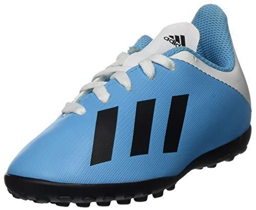 adidas F35347_31 Turf Football Trainers, Blue, EU