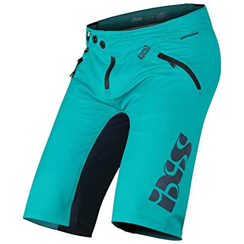 IXS Trigger Shorts Lagoon-Marine L, Unisex Erwachsene