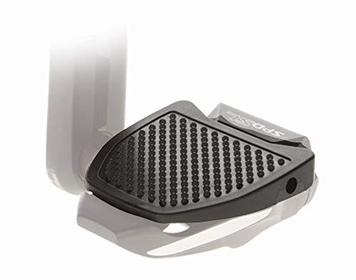 PP Pedal Plate | SL | Adapter | Kompatibel mit Shimano SPD-SL Klickpedale | Ändert Klickpedale zu Flats | Keine Shuhplatten benotigt | für Grip und Komfort