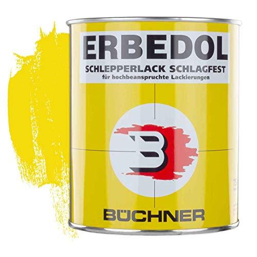 Schlepperlack | RAPSGELB | RAL 1021 | KADMIUMGELB | 0,75 l | restaurieren | Traktor | lackieren | Farbe | Trecker | Frontlader | Lack | Lackierung | Farbton | schnelltrocknend