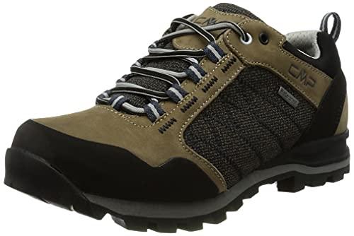 CMP Damen Thiamat Low Wmn Trekking Wp Hiking Shoe, Castoro, 39 EU