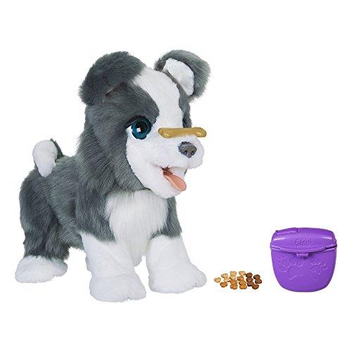 FurReal Hasbro – E0384 Ricky The Trick-Loving Pup – elektronisches Haustier (Englische Ausgabe)