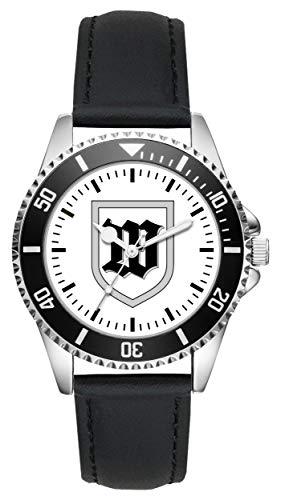 Soldat Geschenk Bundeswehr Artikel Wachbataillon Uhr L-1187