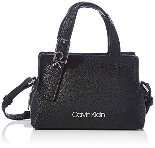 Calvin Klein Damen Tote Transportkiste, Schwarz, One Size