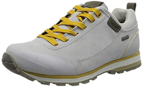 CMP Damen Elettra Low Wmn Hiking Shoe Wp, Stone, 39 EU