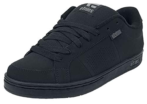 Etnies Unisex KINGPIN Sneakers, Schwarz (003-Black/Black), 41.5 EU
