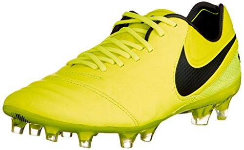 Nike Herren Tiempo Legend VI FG Fußballschuhe, Gelb (Volt/Black Volt), 42 EU
