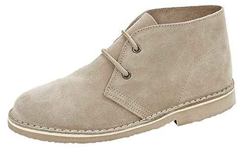 Roamer ,  Damen Desert Boots , Beige - Taupe - Größe: 35 (3 UK)