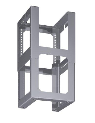 Bosch DHZ1250 Zubehör für Dunstabzüge / Montageturmverlängerung für Inselesse / Edelstahl / für Kaminhöhe von 1100 - 1500 mm
