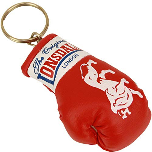 Lonsdale London Schlüsselanhänger Mini Boxhandschuh