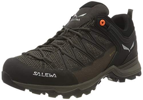 Salewa Herren MS Mountain Trainer Lite Gore-TEX Trekking-& Wanderstiefel, Wallnut/Fluo Orange, 44.5 EU