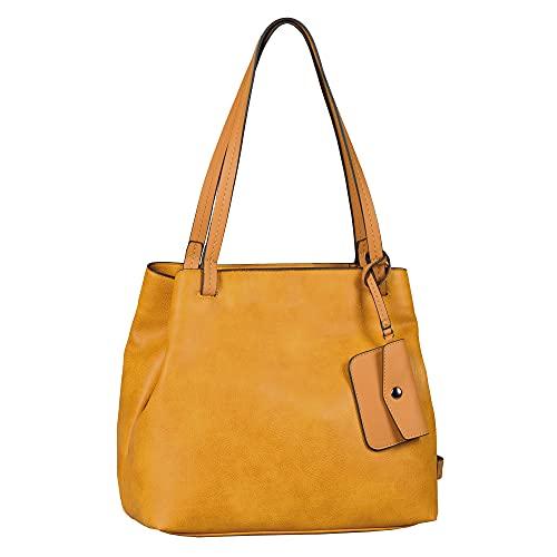 TOM TAILOR bags RUBIANA Damen Shopper M