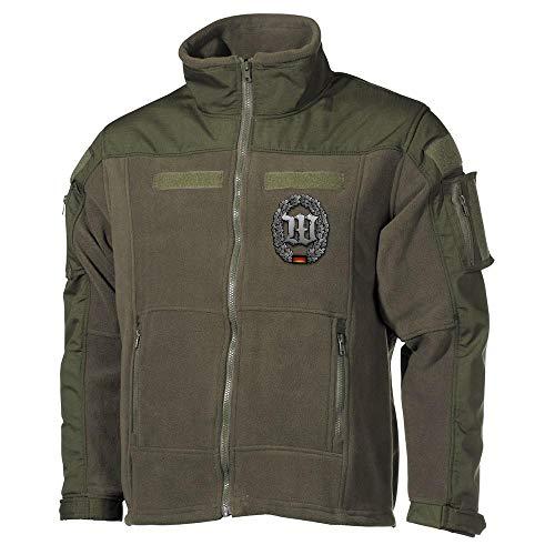 Feldschmiede Wachbataillon Fleecejacke Bundeswehr Jacke