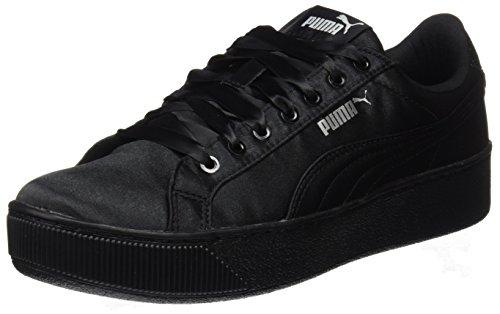 Puma Damen Vikky Platform EP Sneaker, Schwarz Black, 40 EU