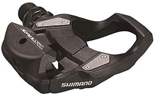 Shimano Unisex– Erwachsene PD-RS500 Rennradpedal, SPD-SL, schwarz