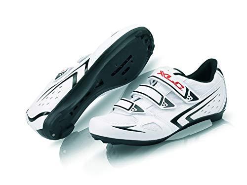 XLC Erwachsene Road-Shoes CB-R04, Weiß, 45