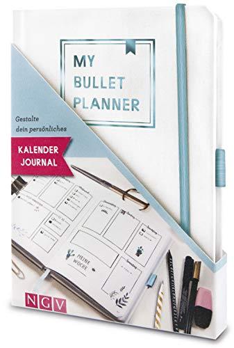 My Bullet Planner - Set mit Notizbuch, Stickern, Schablone und Anleitung: Gestalte dein persönliches Bullet Journal, Kalender, Tagebuch