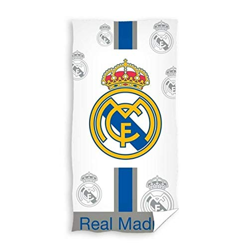 Real Madrid Duschtuch 150x75cm Badetuch Strandtuch RM17_1101