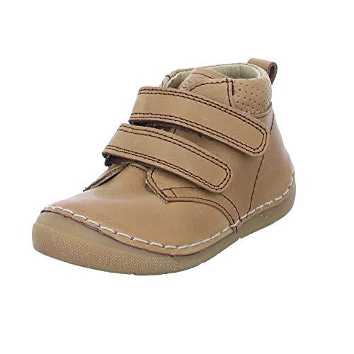 Froddo Kinder Sneaker Leder Braun Gr. 25